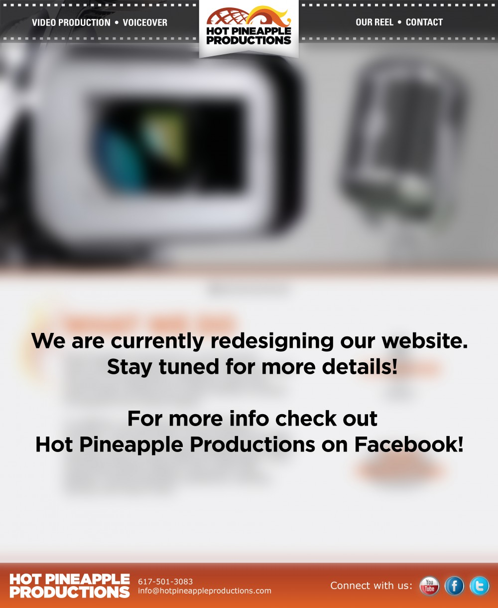 HOT PINEAPPLE PRODUCTIONS